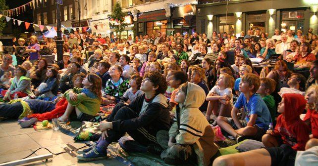 Herne Hill free film festiva
