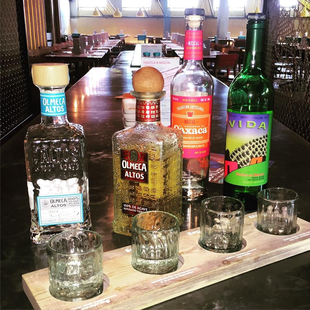 Wahaca Tequilas