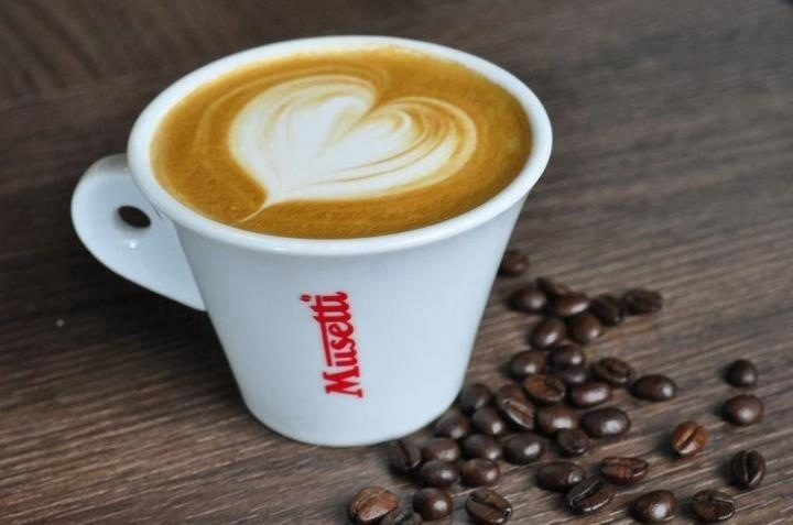 Blow away the morning cobwebs with free coffee skint for Musetti coffee