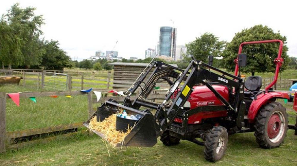 Mudchute Agricultural Show