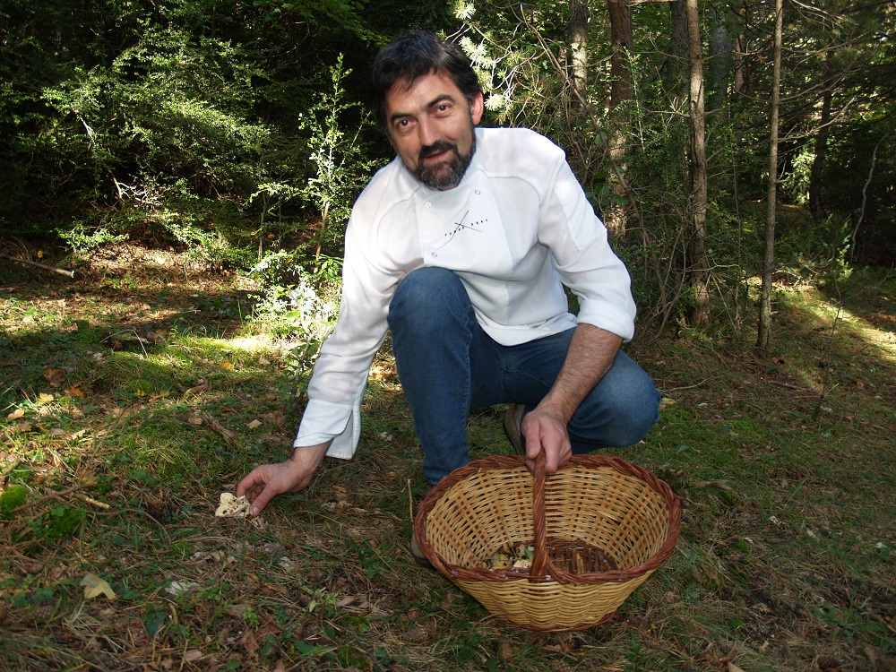 Chef Xesc Rovira