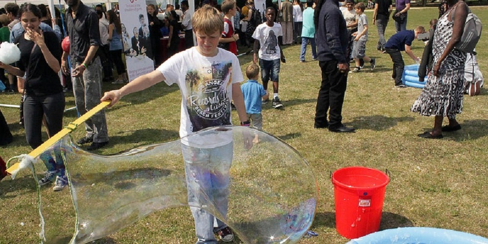 Get the kids down for FREE fun and education at the Science Fair