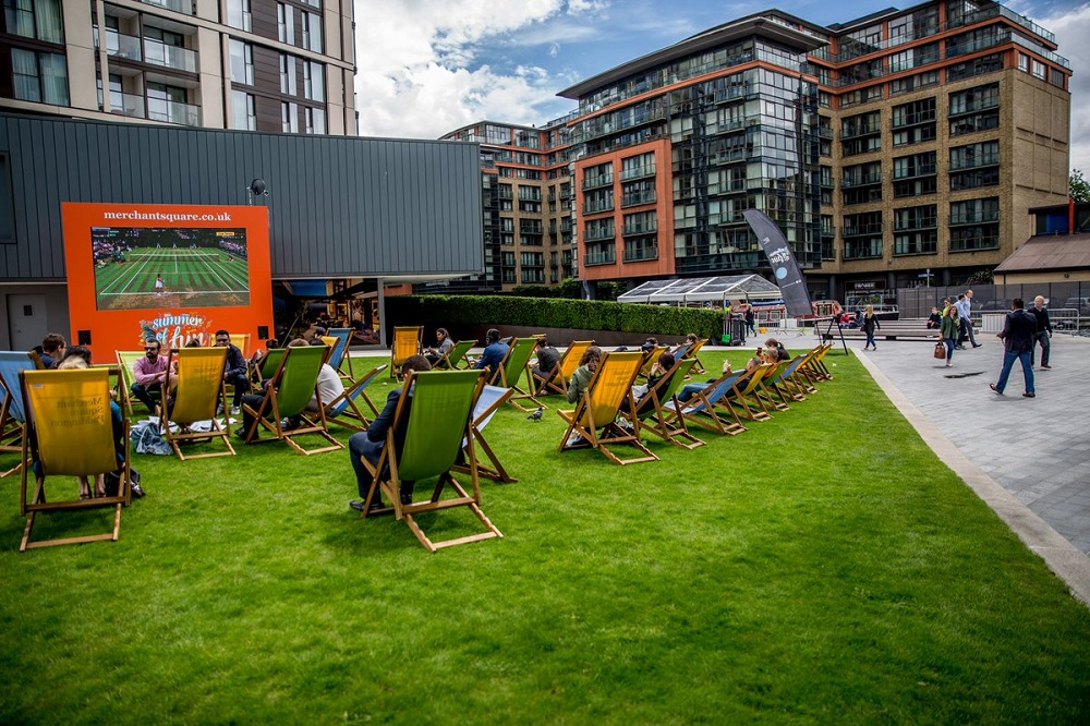 Wimbledon Has Arrived Watch It Free Outdoors Across London Skint Londonskint London