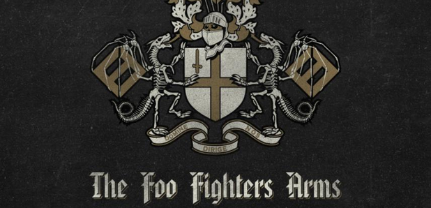 the foo fighters arms