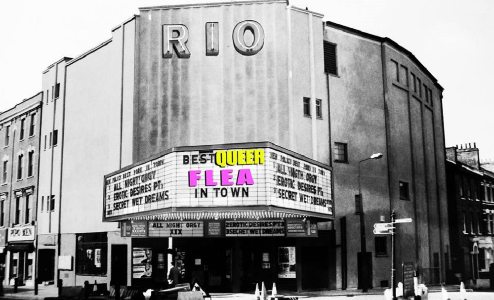 Rio Cinema: ‎Queer Zine, Craft, Movie Memorabilia Fair