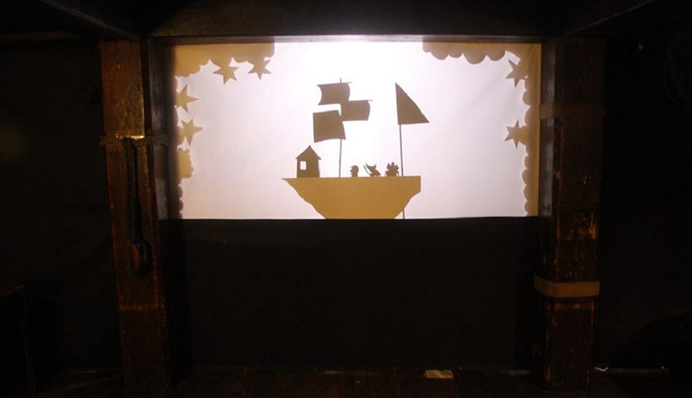 The Night Pirates - A Shadow Puppet Show