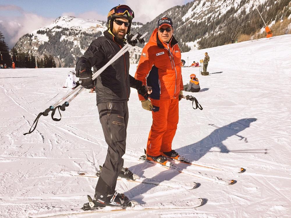 David ski