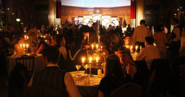 candlelight club