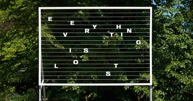 Everything Is Lost