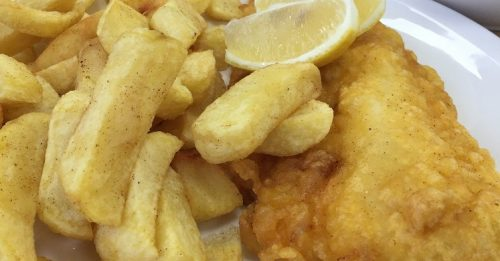 Fish and chips archives skint londonskint london for Petes fish and chips menu