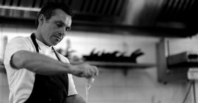 Chef Adam Simmonds