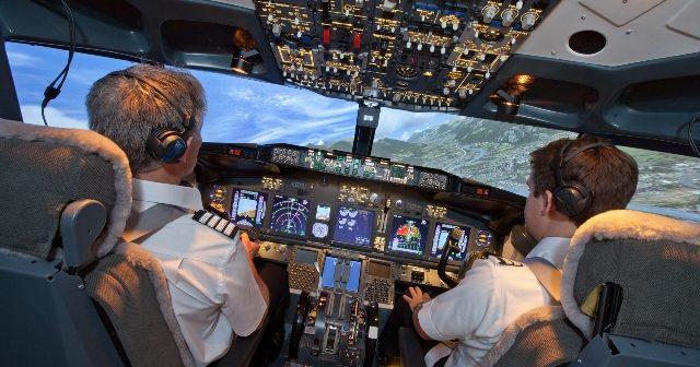 London Flight Experience