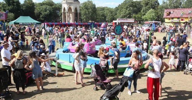 Victoria Park Day