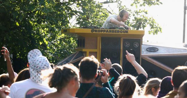 Kopparberg party