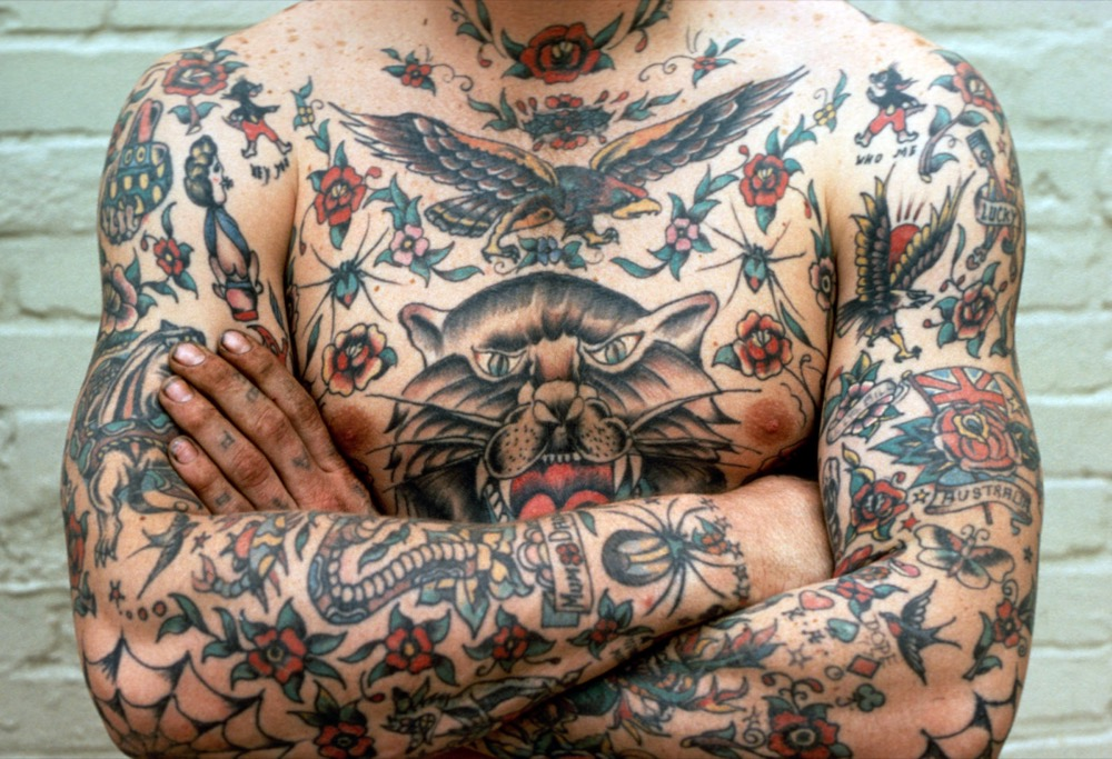 WIN Tickets To The Weekender Tattoo Convention In