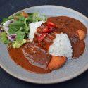 hot katsu curry