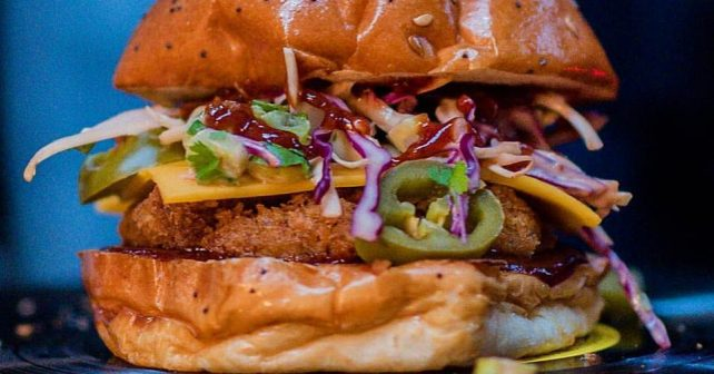 Rock Up To Shoreditch For Free Vegan Burgers Skint