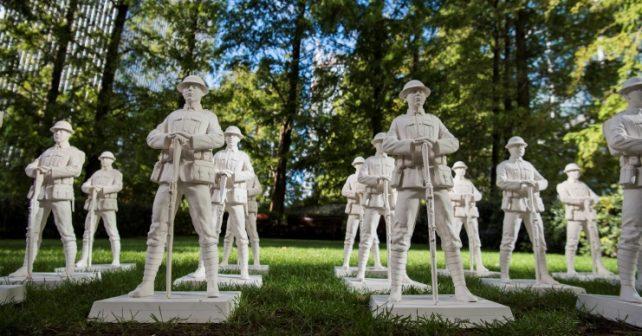 Remembrance Art Trail