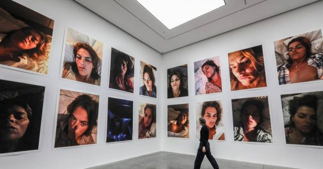 Tracey Emin A Fortnight of Tears
