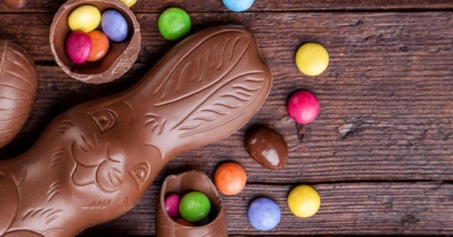 Easter Chocolate Market