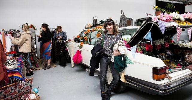 #SHEINSPIRESME CAR BOOT
