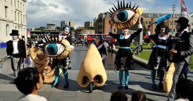Greenwich + Docklands International Festival