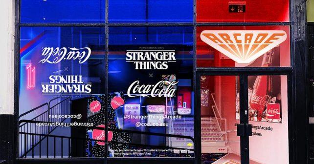 Stranger Things Pop Up London