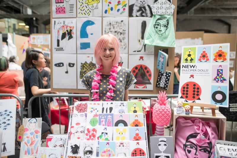 House of Illustration Summer Fair