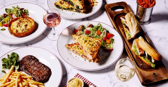 Eat for 1989 prices at Café Rouge over the Bank Holiday! | Skint ...