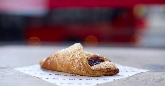 Very Berry Croissant