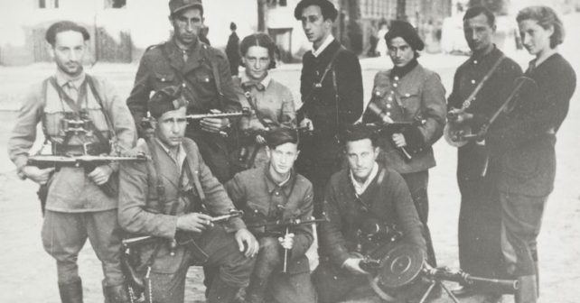 Jewish Resistance to the Holocaust